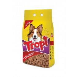 Sausas šunų ėdalas TROPI su jautiena 3kg