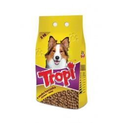 Sausas šunų ėdalas TROPI su paukštiena 3kg