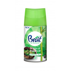 Automatinio oro gaiviklio pakeitimas Brait Tropical Essence 250ml