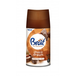 Automatinio oro gaiviklio pakeitimas Brait Choco Dream 250ml