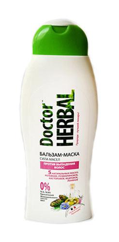 Plaukų balzamas Doctor Herbal