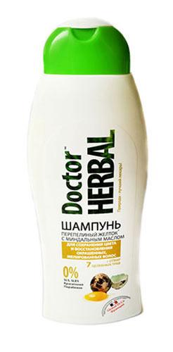 Plaukų šampūnas Doctor Herbal